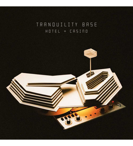 Arctic Monkeys - Tranquility Base Hotel + Casino (LP, Album, Cle) mesvinyles.fr