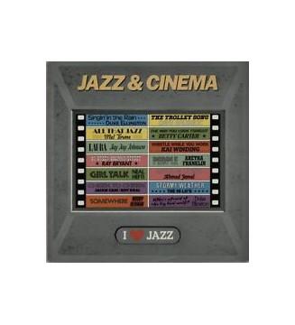 Various - Jazz & Cinema (LP, Comp)