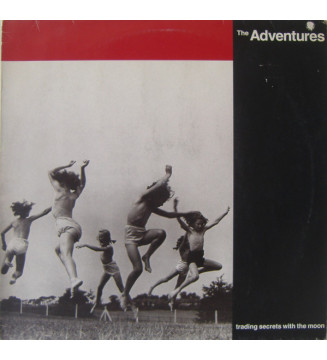 The Adventures - Trading Secrets With The Moon (LP, Album) mesvinyles.fr
