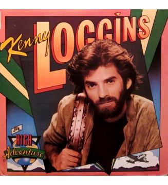 Kenny Loggins - High Adventure (LP, Album)