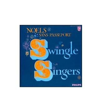 Swingle Singers* - Noëls Sans Passeport (LP, RE) mesvinyles.fr