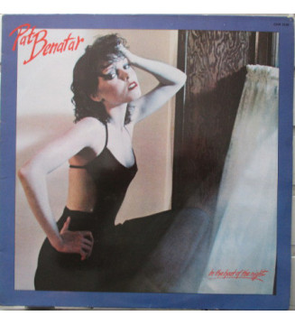 Pat Benatar - In The Heat Of The Night (LP, Album) mesvinyles.fr