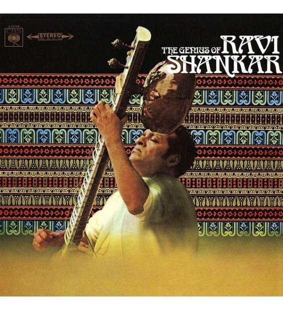 Ravi Shankar - The Genius Of Ravi Shankar (LP, RE)