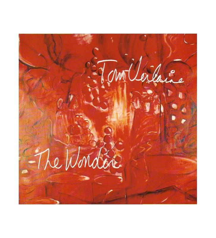 Tom Verlaine - The Wonder (LP, Album) mesvinyles.fr