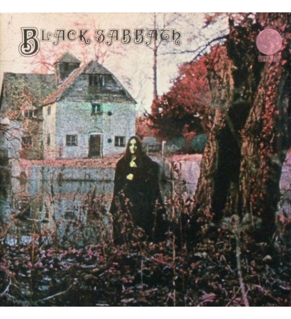 Black Sabbath - Black Sabbath (LP, Album, Gat) mesvinyles.fr