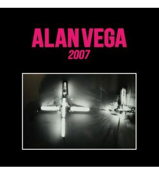 Alan Vega - 2007 (2xLP, Album, RE, Num) mesvinyles.fr