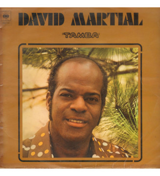 David Martial - Tamba / Celimene (LP, Album)
