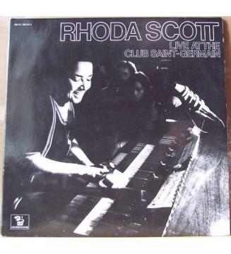 Rhoda Scott - Live At The Club Saint-Germain (2xLP, Album, SQ ) mesvinyles.fr