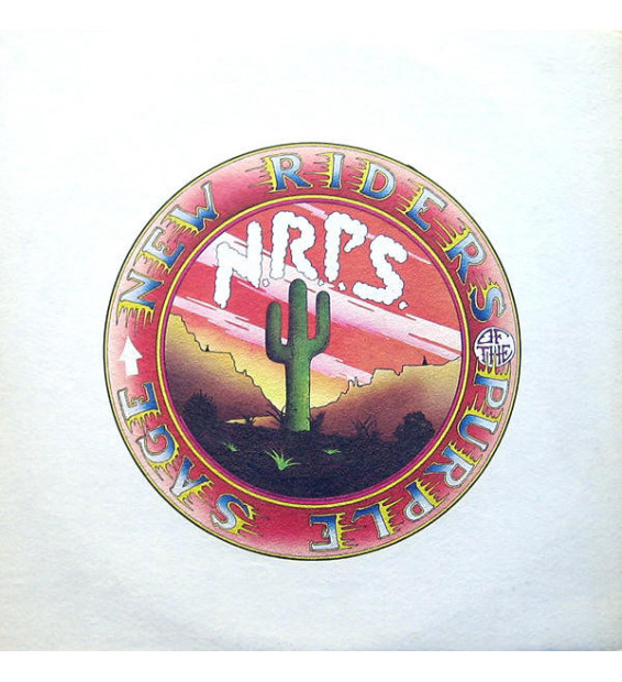 New Riders Of The Purple Sage - New Riders Of The Purple Sage (LP, Album) mesvinyles.fr
