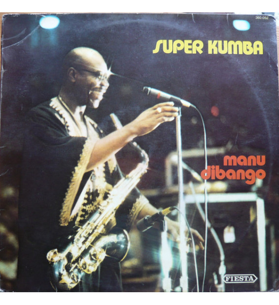 Manu Dibango - Super Kumba (LP) mesvinyles.fr