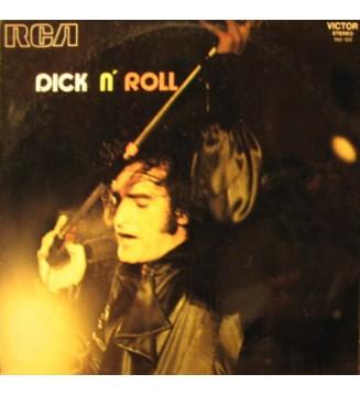 Dick Rivers - Dick N'Roll (LP, Album)