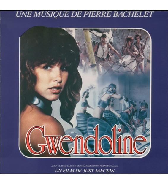 Pierre Bachelet - Gwendoline (Bande Originale Du Film) (LP) mesvinyles.fr