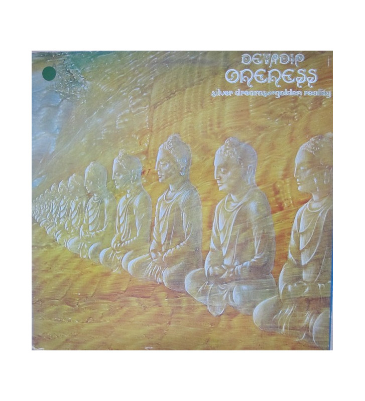 Devadip - Oneness (Silver Dreams - Golden Reality) (LP, Album, Gat) mesvinyles.fr