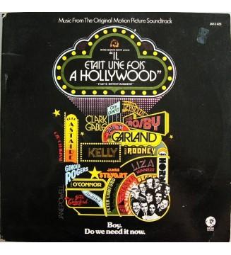 """Various - Music From The Original Motion Picture """"Il Était Une Fois À Hollywood"""" (That's Entertainment) (2xLP, Gat) mesvinyles.f"""