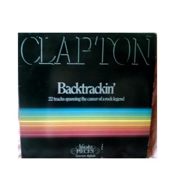 Eric Clapton - Backtrackin' (22 Tracks Spanning The Career Of A Rock Legend) (2xLP, Comp, Gat) mesvinyles.fr
