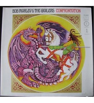 Bob Marley & The Wailers - Confrontation (LP, Album, Gat)