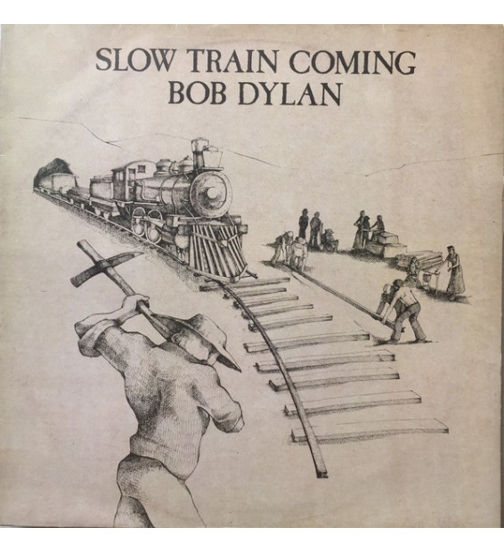 Bob Dylan - Slow Train Coming (LP, Album) mesvinyles.fr