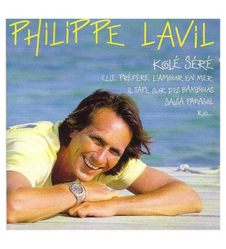 "Philippe Lavil - ""Best Of"" Philippe Lavil (LP, Comp)"