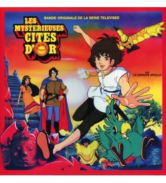 Apollo (18) - Les Mystérieuses Cités D'Or (Bande Originale De La Série Télévisée) (LP, Album, RE) mesvinyles.fr