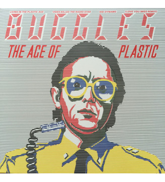 Buggles* - The Age Of Plastic (LP, Album, Ltd, RE, Cle)