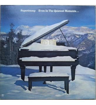 Supertramp - Even In The Quietest Moments... (LP, Album) mesvinyles.fr