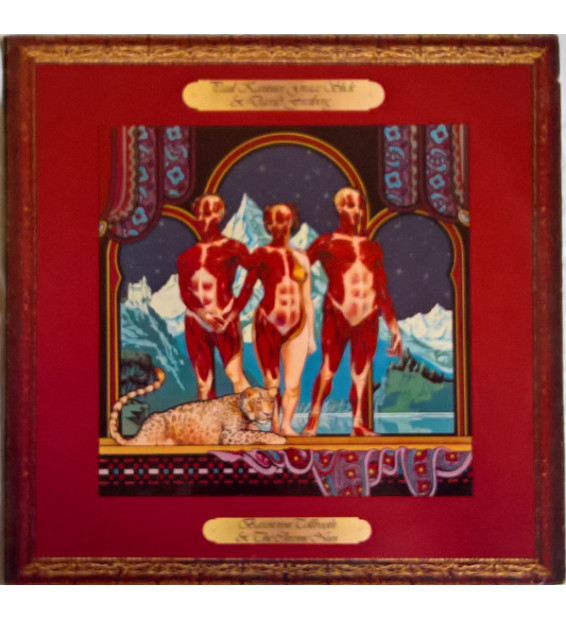 Paul Kantner, Grace Slick & David Freiberg - Baron Von Tollbooth & The Chrome Nun (LP, Album)