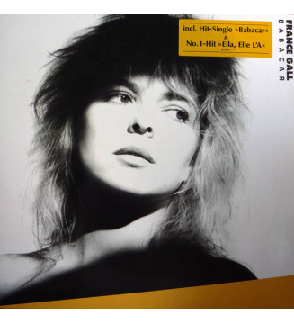 France Gall - Babacar (LP, Album)