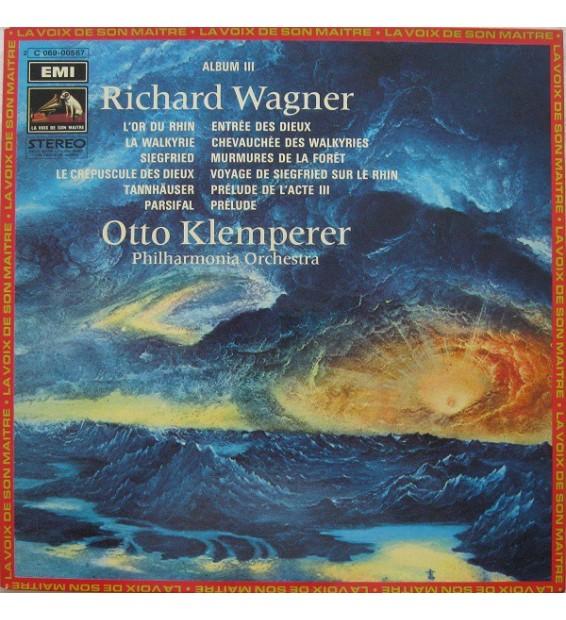 Otto Klemperer & Philharmonia Orchestra - Richard Wagner : Album III (LP)