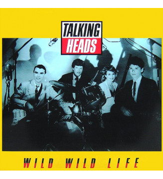 "Talking Heads - Wild Wild Life (12"", Single)"