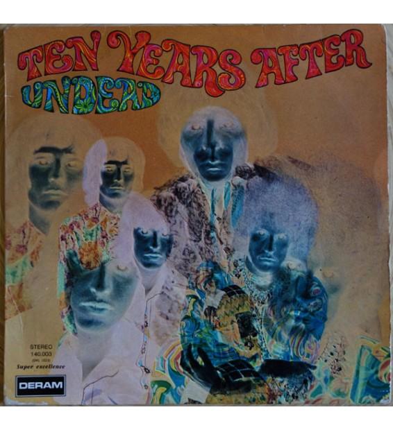 Ten Years After - Ten Years After Undead (LP, Album, RP) mesvinyles.fr