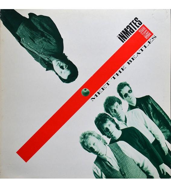 The Inmates (2) - Meet The Beatles (Live In Paris) (LP, Album)