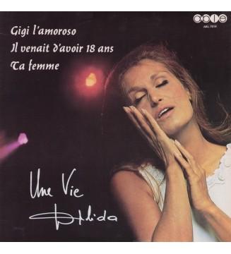 Dalida - Une Vie (LP, Album)