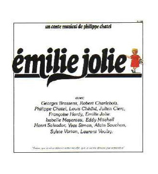 Various - Emilie Jolie (Un Conte Musical De Philippe Chatel) (2xLP, Gat) mesvinyles.fr