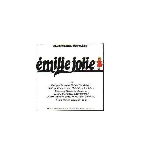 Various - Emilie Jolie (Un Conte Musical De Philippe Chatel) (2xLP, Gat)