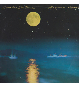 Carlos Santana - Havana Moon (LP, Album)