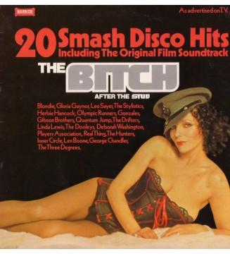 Various - The Bitch (20 Smash Disco Hits Including The Original Soundtrack) (LP, Comp, Gat)