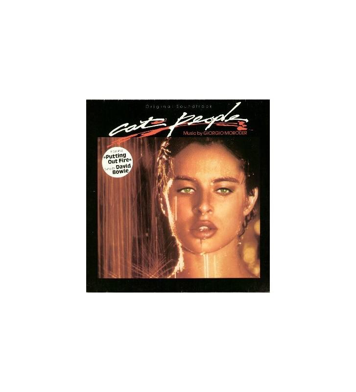 Giorgio Moroder - Cat People (Original Soundtrack) (LP, Album) mesvinyles.fr