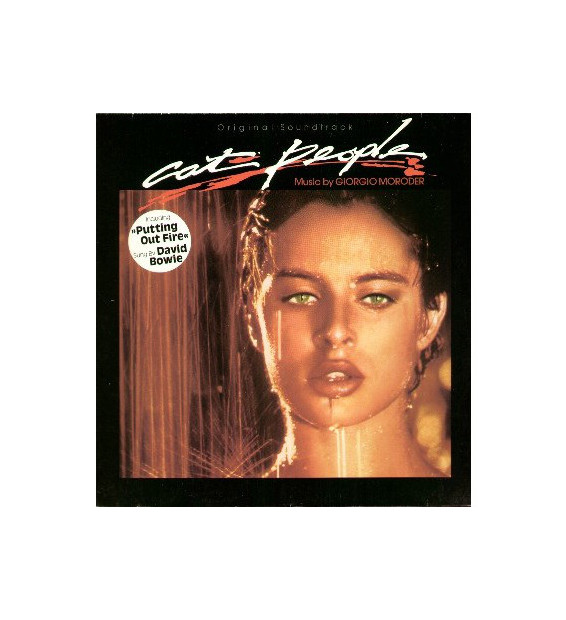 Giorgio Moroder - Cat People (Original Soundtrack) (LP, Album) mesvinyles.fr