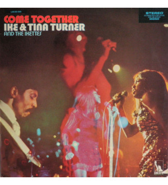 Ike & Tina Turner And The Ikettes - Come Together (LP, Album)