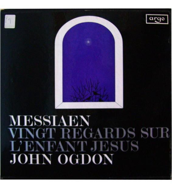 Messiaen*, John Ogdon - Vingt Regards Sur L'Enfant-Jésus (2xLP + Box) mesvinyles.fr