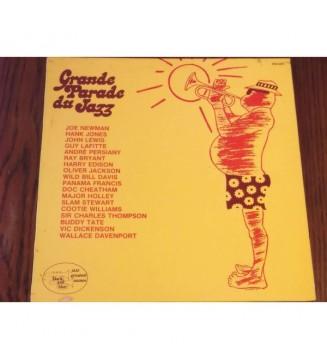 Various - Grande Parade Du Jazz (LP, Album, Comp) mesvinyles.fr