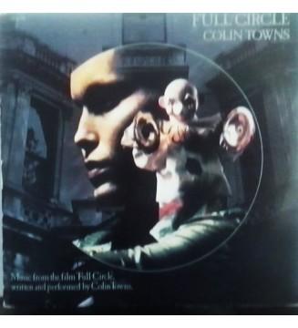 Colin Towns - Full Circle (LP, Album) mesvinyles.fr