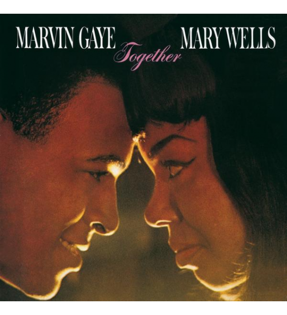 MARVIN GAYE & MARY WELLS - together mesvinyles.fr