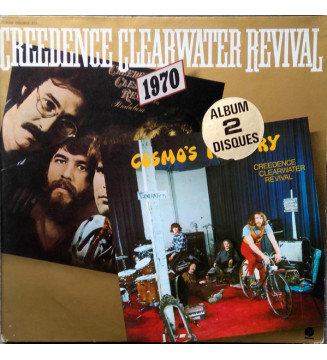 Creedence Clearwater Revival - 1970 (2xLP, Comp)