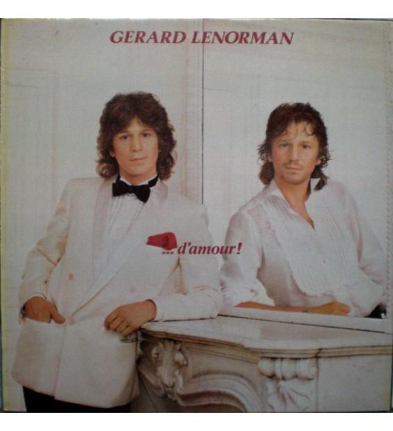 Gérard Lenorman - ...D'amour (LP, Album)