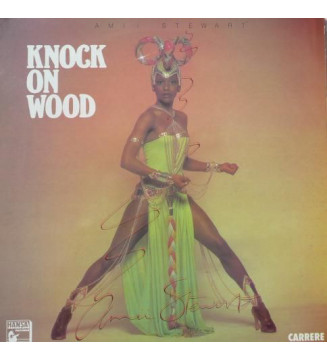Amii Stewart - Knock On Wood (LP, Album)