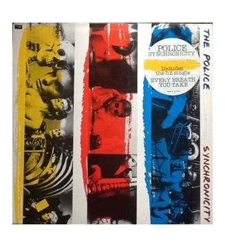 The Police - Synchronicity (LP, Album)