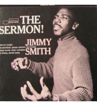 Jimmy Smith - The Sermon! (LP, Album, RE, DMM)