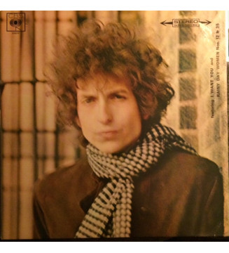 Bob Dylan - Blonde On Blonde (2xLP, Album, RE)