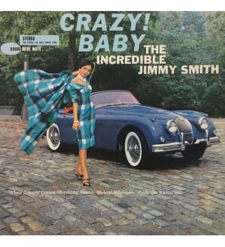 Jimmy Smith - Crazy! Baby (LP, Album, RE, RM)